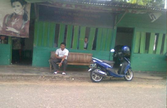 Warung sroto penambongan di Purbalingga.