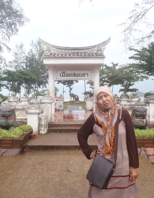 Pantai Shamila - Songkla Thailand